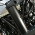 Harley Fork Cover Set Black V-Rod® Night Rod Special® Muscle®