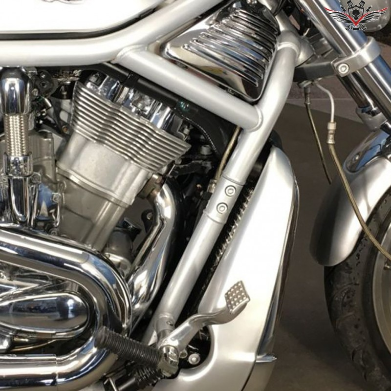 Harley Rahmen Schrauben Chrom V-Rod® Night Rod Special® Muscle®